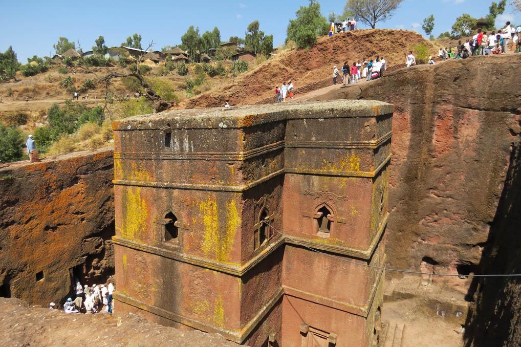 Rondreis noord Ethiopië