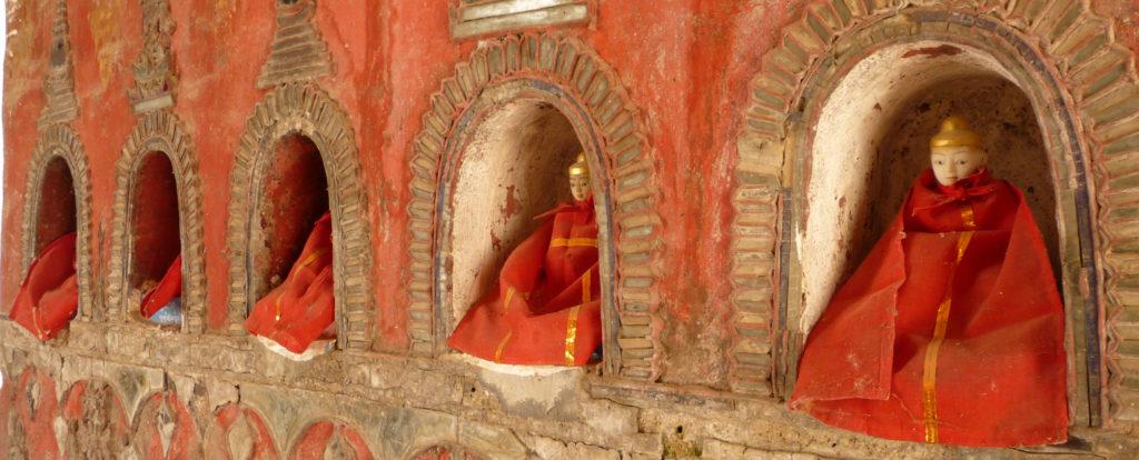 Kerstreis Birma