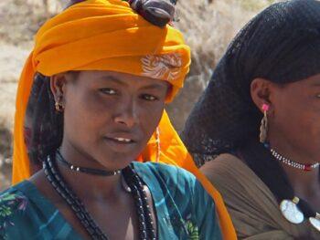 Danakil Ethiopië
