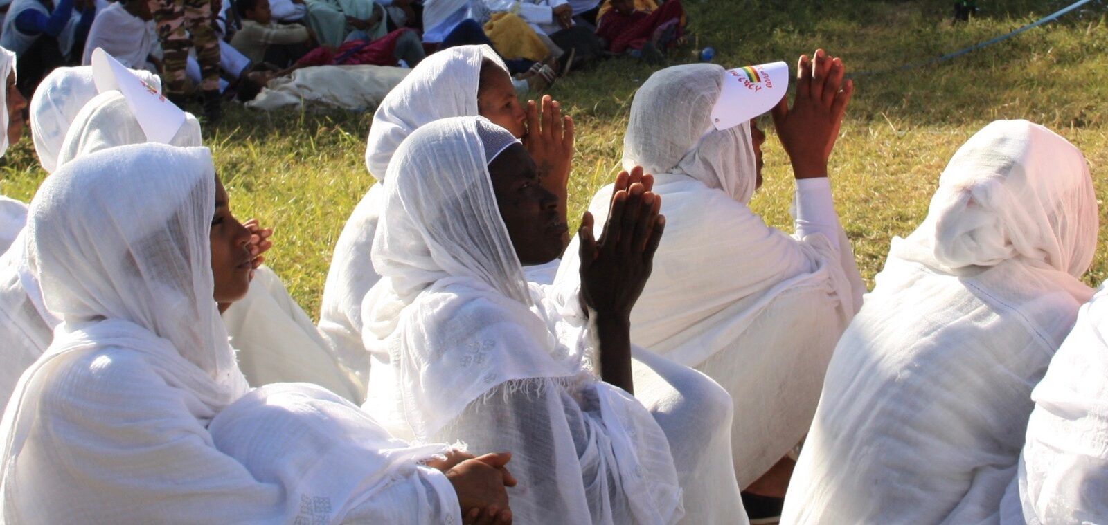 Kerstreis in Ethiopië