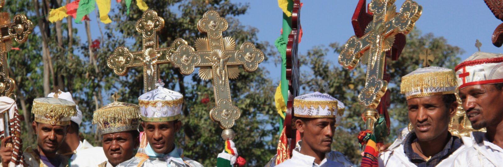 Kerstreis in Ethiopië. Bezoek de kastelen van Gondar