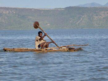 Kerstreis Ethiopië naar Zeghe Peninsula eiland