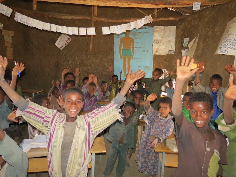 Kerstreis naar Ethiopië