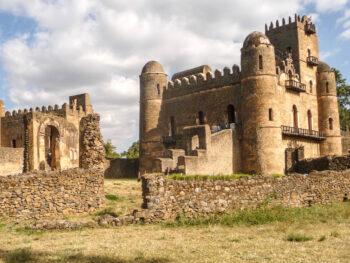 Dag 7A: De kastelen van Gondar