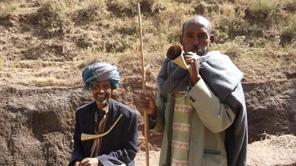 Rondreis in Ethiopië
