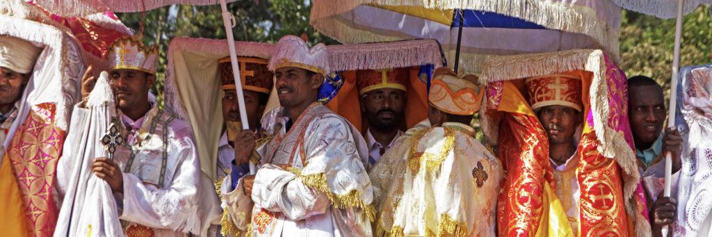 Kerstreizen in Ethiopië