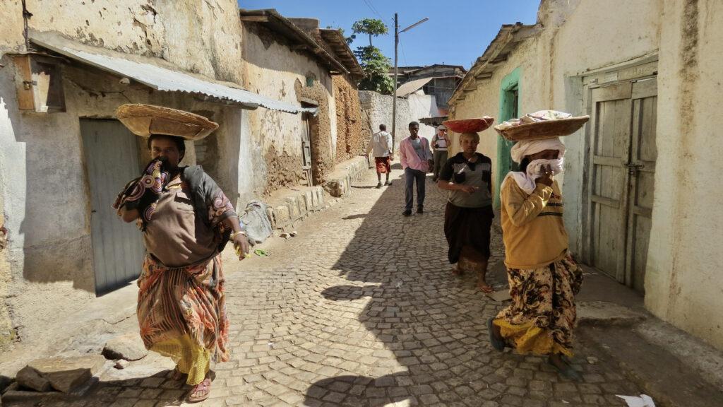Dag 4: De smalle straatjes van Harar 1